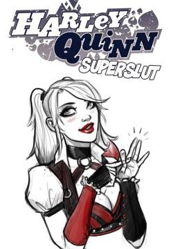 Harley quinn hentai comic
